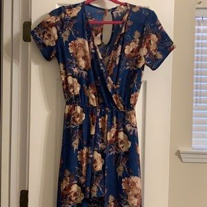 Romper dress size S
